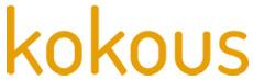 Kokous logo scritta